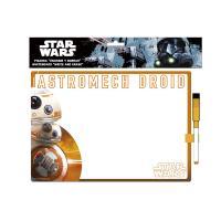 Kresliaca tabuľka Star Wars BB-8 , Barva - Oranžová