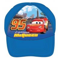 KŠILTOVKA CARS , Velikost čepice - 52 , Barva - Modrá