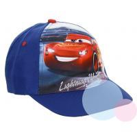 Šiltovka Disney Cars , Velikost čepice - 54 , Barva - Modrá