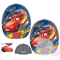 Šiltovka Disney Cars , Velikost čepice - 54 , Barva - Šedá