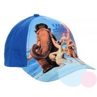 Šiltovka Doba Ľadová , Barva - Modrá , Velikost čepice - 52