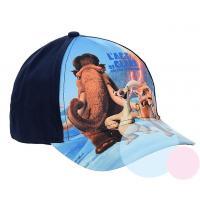 Šiltovka Doba Ľadová , Barva - Tmavo modrá , Velikost čepice - 52