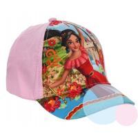 Šiltovka ELENA Z AVALORU , Velikost čepice - 54 , Barva - Ružová