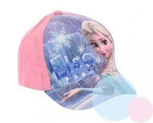 450e75580 detská šiltovka Ľadové Kráľovstvo , Barva - Ružová | Nákupy Deťom SK