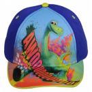 Kšiltovka Hodný Dinosaurus , Barva - Barevná , Velikost čepice - 52