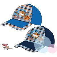 Šiltovka Planes , Velikost čepice - 54 , Barva - Tmavo modrá