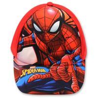 Šiltovka Spiderman , Barva - Červená , Velikost čepice - 54