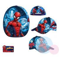 Šiltovka Spiderman , Velikost čepice - 52 , Barva - Tmavo modrá