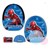 Šiltovka Spiderman , Velikost čepice - 54 , Barva - Čierna