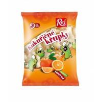 Kukuričné chrumky pomarančovej , Velikost balení - 90g