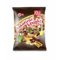 Kukuričné chrumky s horkou čokoládou a banánom , Velikost balení - 90g