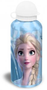 Láhev Ledové Království 2 ALU , Velikost lahve - 0,5 L , Barva - Tyrkysová