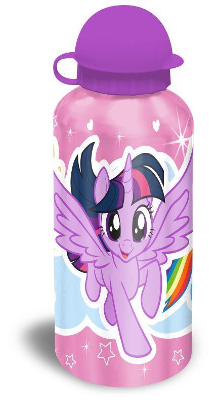 Fľaša My Little Pony Rainbow Dash alu