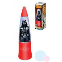 Lampička Darth Vader LED , Barva - Červená