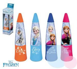 Lampička Frozen Anna LED