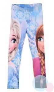 Legíny Frozen Disney , Barva - Modrá , Velikost - 98/104