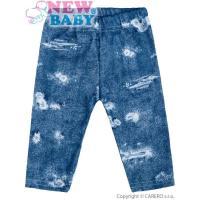 Legíny Light Jeansbaby , Barva - Modrá , Velikost - 68
