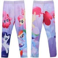 Legíny My Little Pony , Velikost - 98/104 , Barva - Fialová