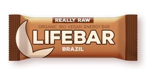 Lifebar brazílská BIO , Velikost balení - 47g