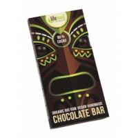 Lifefood čokoláda 80% kakao BIO , Velikost balení - 70g