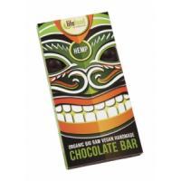 Lifefood čokoláda s konopným semienkom BIO , Velikost balení - 70g