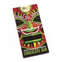 Lifefood čokoláda s kúsky orechov a čerešní BIO , Velikost balení - 70g