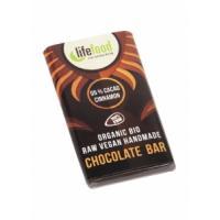 Lifefood Mini čokoládka 95 % kakao a škorice BIO , Velikost balení - 15g