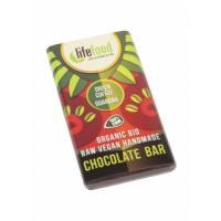 Lifefood Mini čokoládka káva s guaranou BIO , Velikost balení - 15g