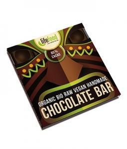 Lifefood stredná čokoláda 80 % kakaa BIO , Velikost balení - 35g