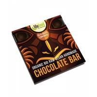 Lifefood stredná čokoláda 95% kakao so škoricou BIO , Velikost balení - 35g