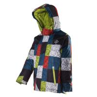 Lyžiarska bunda , Velikost - 98 , Barva - Modro-zelená