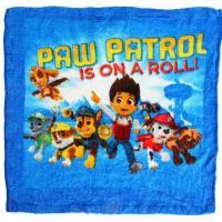 Kúzelný uteráčik Paw Patrol II. , Rozměr textilu - 30x30 , Barva - Modrá