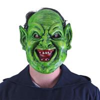 Maska čarodejník , Barva - Zelená