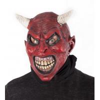 Maska Čert / Ďábel , Barva - Červená