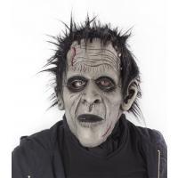 Maska Frankenstein Halloween , Barva - Barevná