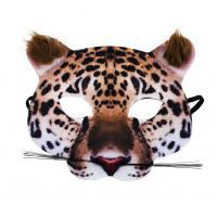 Maska gepard , Barva - Hnedá