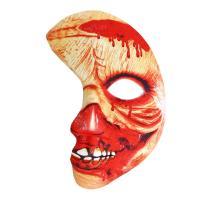 Maska karnevalová krvavá , Barva - Barevná