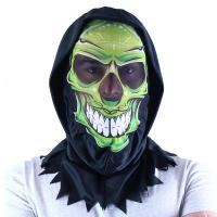 Maska kostra textilní , Barva - Barevná
