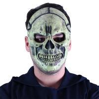 Maska Kostra , Barva - Zelená