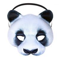 Maska panda , Barva - Biela