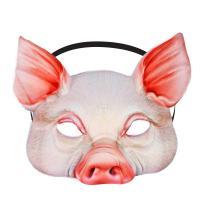 Maska prasa , Barva - Ružová