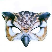 Maska sova , Barva - Hnedá