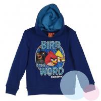 MIKINA ANGRY BIRDS boss , Barva - Tmavo modrá , Velikost - 104