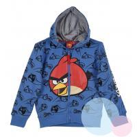 MIKINA ANGRY BIRDS , Barva - Modrá , Velikost - 104