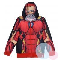 Mikina Avengers , Velikost - 104 , Barva - Červená