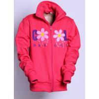 Mikina BEAUTY , Velikost - 140 , Barva - Tmavo ružová
