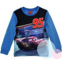 MIKINA CARS , Velikost - 98 , Barva - Modrá