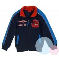 Mikina Disney Cars , Velikost - 98 , Barva - Tmavo modrá