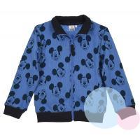 MIKINA MICKEY , Barva - Modrá , Velikost - 128
