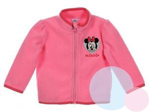 MIKINA MINNIE baby , Barva - Ružová